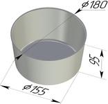 Форма хлебопекарная круглая (литая алюминиевая, 180 х 155 х 95 мм). Цену уточняйте ( т. +375 17 294-03-37, 210-01-48)
