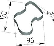 Вырубка Носок. Цену уточняйте (т. +375 17 294-03-37, 294-01-42)