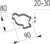 Вырубка Голубь. Цену уточняйте (т. +375 17 294-03-37, 210-01-48)
