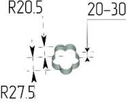 Вырубка Цветочек. Цену уточняйте (т. +375 17 294-03-37, 294-01-4