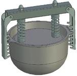 Пресс-форма круглая ПФ-160 К