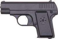 Cтрайкбольный пистолет Galaxy G.11 TT mini металлический, пружинный
