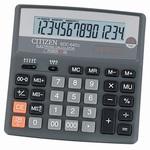 Калькулятор настольный Citizen SDC-640II (14-ти разрядный)