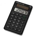 Карманный калькулятор Citizen ECC-110, 8-ми разрядный