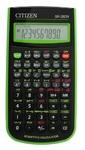 Научный калькулятор CITIZEN SR-260NGR (фиолетовый, оранжевый, зеленый)