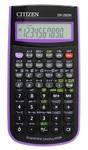 Научный калькулятор CITIZEN SR-260NPU (фиолетовый, оранжевый, зеленый)