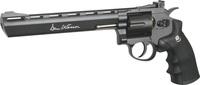 """Пистолет пневматический (револьвер)  ASG Dan Wesson 8"""" Grey (16183) (пневматика) (пневматический пистолет)"""