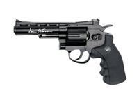 """Пистолет пневматический (револьвер)  Dan Wesson 4""""  (пневматика) (пневматический пистолет)"""