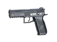 Пистолет пневматический ASG CZ  P-09 пулевой пистолет, пневматика, Артикул: 17537