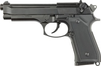Пистолет софтэйр (airsoft) ASG  M9 HW газ, bb, металл (артикул 11112),грин газ, кал. 6мм, страйкбол страйкбольный пистолет. ПОД ЗАКАЗ 7 ДНЕЙ.