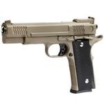 Cтрайкбольный пистолет Galaxy G.20D (песочный), Модель пистолета Browning ( Galaxy G.20D ) (Desert)