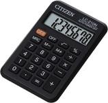 Калькулятор CITIZEN LC-210N, 8-разрядный, черный