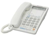 Проводной телефон Panasonic KX-TS2368RUW