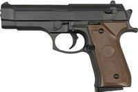 Cтрайкбольный пистолет Galaxy G.22 металлический, пружинный