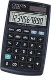 Калькулятор CITIZEN CT-300J, 10-разрядный, черный
