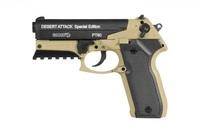 Пневматический пистолет Gamo PT-80 DESERT ATTACK SPECIAL EDITION,(мощность до 3 дж)  Made in Spain, пневматика