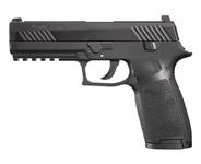 Пневматический пистолет Sig Sauer P320 BLK 4,5 мм, Сделано в Японии