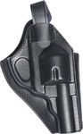 Кобура поясная для револьверов Dan Wesson 2,5/4 черная (артикул 17349)