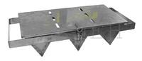 Блок треугольных тостерных форм (углеродистая и нержавеющая сталь). Цену уточняйте (т. +375 17 294-03-37, 210-01-48)