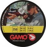 Пули свинцовые для пневматического оружия Gamo Magnum (250 шт) 0,49 г