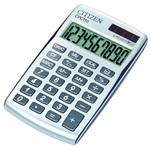 Калькулятор карманный Citizen CPC-110  WB
