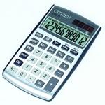 Калькулятор карманный Citizen CPC-112 WB