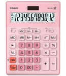 КАЛЬКУЛЯТОР НАСТОЛЬНЫЙ CASIO GR-12C-PK (розовый)