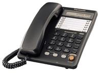 Проводной телефон Panasonic KX-TS2365B (черный)