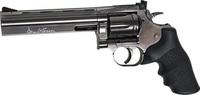 Револьвер пневматический Dan Wesson 715 6 пулевой металл/матовый