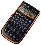 Научный калькулятор CITIZEN SR-270NOR оранжевый