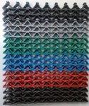 Модуль ковровый  Волна (из пластика ПВХ) высота 20 мм, производство РБ ,