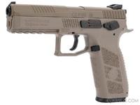 УЦЕНКА! Пневматический пистолет ASG CZ P-09 DT-FDE пулевой blowback 4,5 мм, артикул 18525