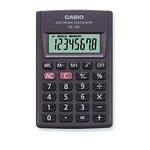 Калькулятор карманный Casio HL-4A-S-EH