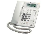 Проводной телефон Panasonic KX-TS2388RUW (белый)