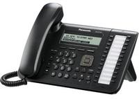 Проводной SIP-телефон Panasonic KX-UT133RU-B