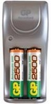Зарядное устройство GP PB25GS-2700 AA