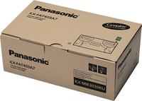 Тонер-картридж Panasonic  KX-FAT403A7 - для лазерных МФУ Panasonic