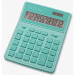 Калькулятор настольный Citizen SDC-444X бирюзовый (12-ти разрядный)