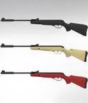 Пневматическая винтовка Retay 70S Black кал. 4,5 мм, (цвета: Black, Carbon, Desert, Camo, Ferrari)
